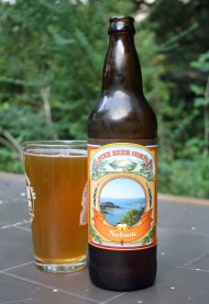 Alpine Brewing Nelson IPA Beer pic