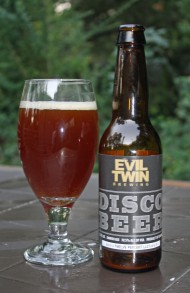 Evil Twin Disco Beer